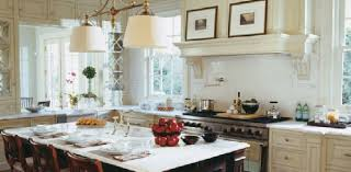 a beautiful christopher peacock kitchen with cream white kitchen