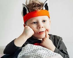 Fox Halloween Costume Fox Costume Ears Woodland Birthday Party Kids Dress