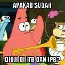 Meme Spongebob Indonesia - senadanews kumpulan meme spongebob dan kpi