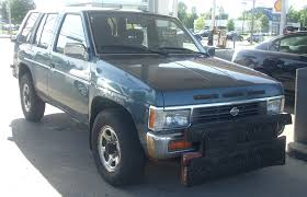 nissan terrano 1995 1995 nissan pathfinder information and photos zombiedrive