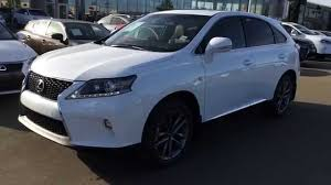 lexus rx 350 interior colors new ultra white on cabernet 2015 lexus rx 350 awd f sport package