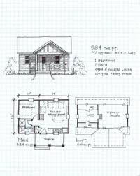 floor plans for cabins 16 x34 with loft plus 6 x34 porch side house plan apartments cottage plans with loft log cabin house