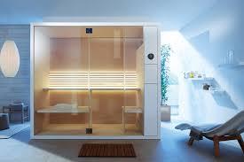 sauna im badezimmer moderne badezimmer mit sauna luxus sauna im badezimmer