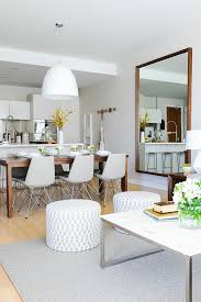 excellent mirror in dining room pertaining to other feel it