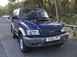 second hand isuzu trooper swb diesel for sale in huddersfield