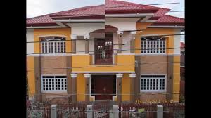 House Design Styles In The Philippines Building House In Philippines Youtube