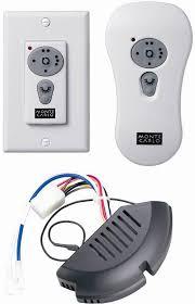 monte carlo fan wall control monte carlo fans monte carlo ceiling fan combo wall handheld ck300