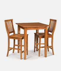 Oak Bistro Table Home Styles Arts Crafts Cottage Oak Bistro Table Set 5180 359