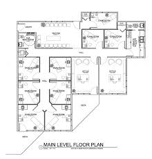 small business office floor plans part of architectural project