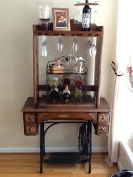 Sewing Machine Cabinet Plans by Best 20 Antique Sewing Machine Table Ideas On Pinterest Antique