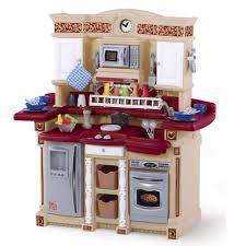 Little Tikes Wooden Kitchen by Lifestyle Partytime Kitchen Kids Play Kitchen Step2