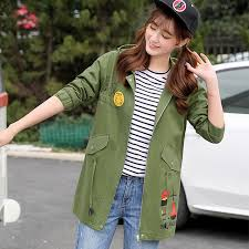 cute jacket pattern aliexpress com buy 2017 spring autumn cute girls kawaii pattern