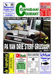 julie 28 2016 new courant by gansbaai courant issuu
