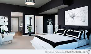 Collection In Black And White Bedroom Black And White Bedroom - Black and white bedroom designs ideas