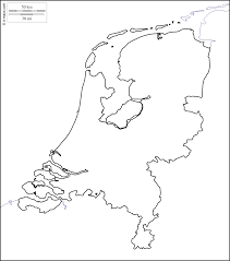 Blank Continent Map Geography Blog Netherlands Outline Maps