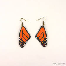 cd earrings best monarch butterfly earrings products on wanelo