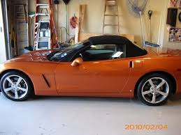 atomic orange corvette convertible for sale 2008 atomic orange 4lt convertible for sale corvetteforum