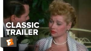the long long trailer 1953 official trailer lucille ball