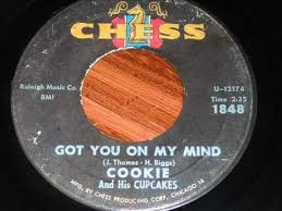 the cupcakes cookie his cupcakes got you on my mind 45rpm