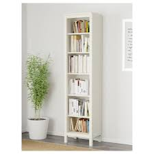 Ikea Square Shelves by Hemnes Bookcase White Stain 49x197 Cm Ikea