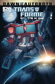 the transformers the transformers robots in disguise volume comic vine