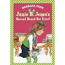junie b jones s second boxed set junie b jones