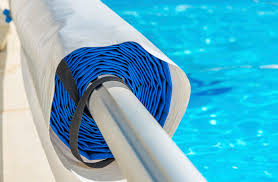 Swimming Pool Covers & Rollers line UK