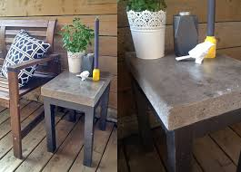 outdoor furniture side table 20 amazing diy garden furniture ideas diy patio outdoor