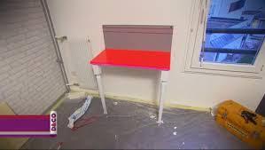 fabriquer bureau faire un bureau d enfant minutefacile com
