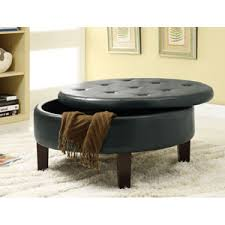 storage ottoman reversible top including convenience concepts