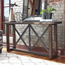 Signature By Ashley Sofa by Signature Design By Ashley Zenfield Sofa Table Walmart Com