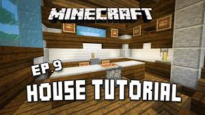 minecraft how to make a kitchen scarland fishing cabin part 9