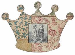 Shabby Chic Office Accessories by Crown Stationery Desk Accessories