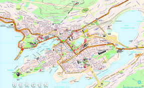 Sky Harbor Terminal Map Bergen Norway Cruise Port Of Call