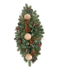 woodbury classic noble fir centerpiece tree classics