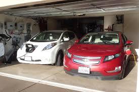 nissan leaf charging options 2011 nissan leaf vs 2011 chevy volt strengths u0026 weaknesses by