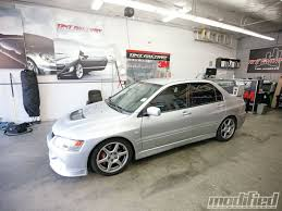 mitsubishi cars 2003 2003 mitsubishi lancer evolution viii getting the ball rolling