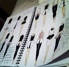 the 25 best fashion sketches ideas on pinterest fashion design