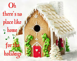 free gingerbread house printable