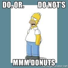 Mmm Meme - homer mmm donuts meme mne vse pohuj