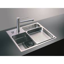 Undermount Kitchen Sink Pics  Liberty Interior  The Advantages - Brushed steel kitchen sinks
