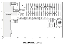 Level Floor Floor Plans Law Library Alameda County