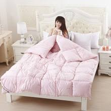 Down Comforter Color Online Get Cheap Gold Pink Comforter Aliexpress Com Alibaba Group