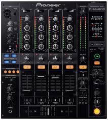 Mixing Table Pioneer Djm 800 Dj Mixer New Jsfrance