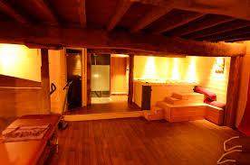 chambre spa lyon and skincare wellness area near lyon