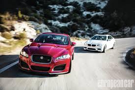 lexus vs bmw m5 2012 jaguar xfr vs 2013 bmw m5 european car magazine