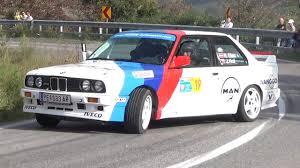 bmw rally tribute bmw rally car pure sound crash youtube