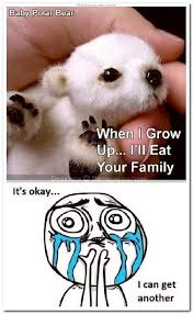 Grow Up Meme - when i grow up i will eat your family meme chatrageous