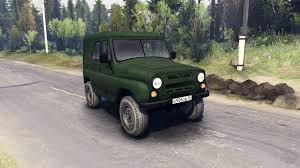 uaz jeep uaz 469 b for spin tires