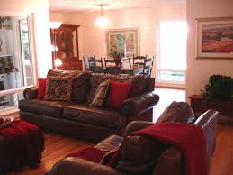 Corner Living Room Decorating Ideas - how to decorate a long narrow living room with corner fireplace